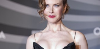Nicole Kidman boob job