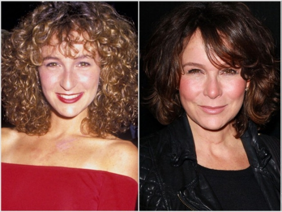 Jennifer Grey nose job before and after