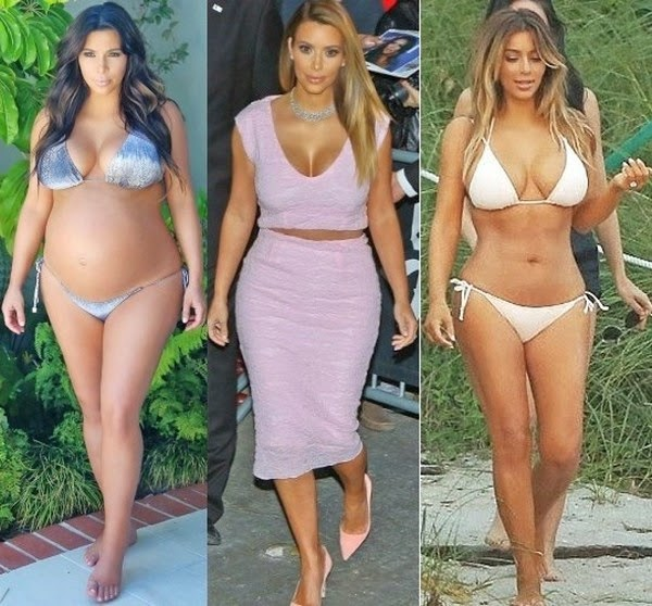 Celebs That Lost Weight After Pregnancy