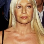 Donatella Versace Before Plastic Surgery