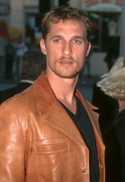 Matthew McConaughey Plastic Surgery