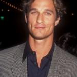 Matthew McConaughey Young