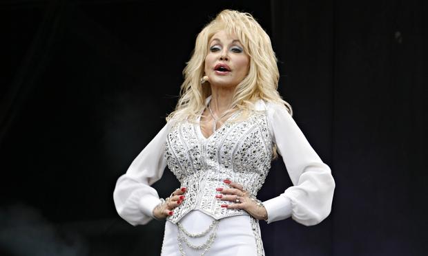 Dolly Parton breast implants