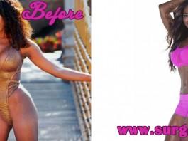 Kenya Moore Butt Implants