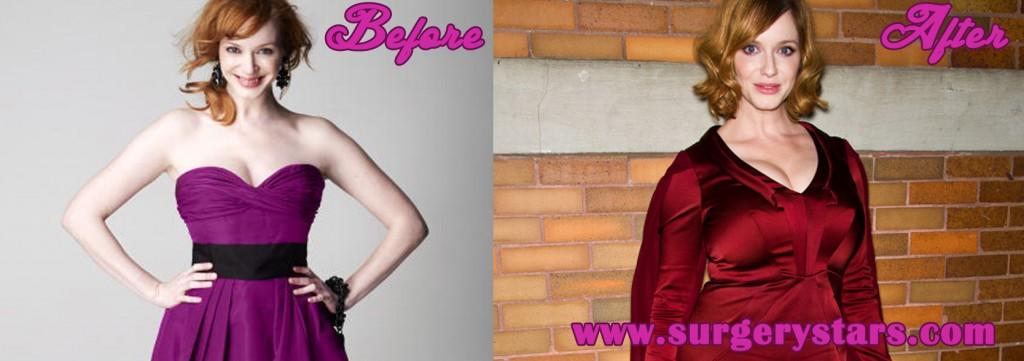 Christina Hendricks Weight