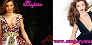 Miranda Kerr Weight