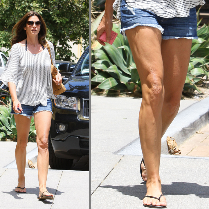 Cindy Crawford cellulite | SurgeryStars