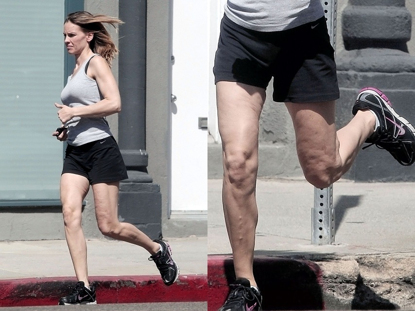 Hilary Swank cellulite | SurgeryStars