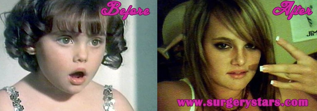 Brittany Ashton Holmes Before and After