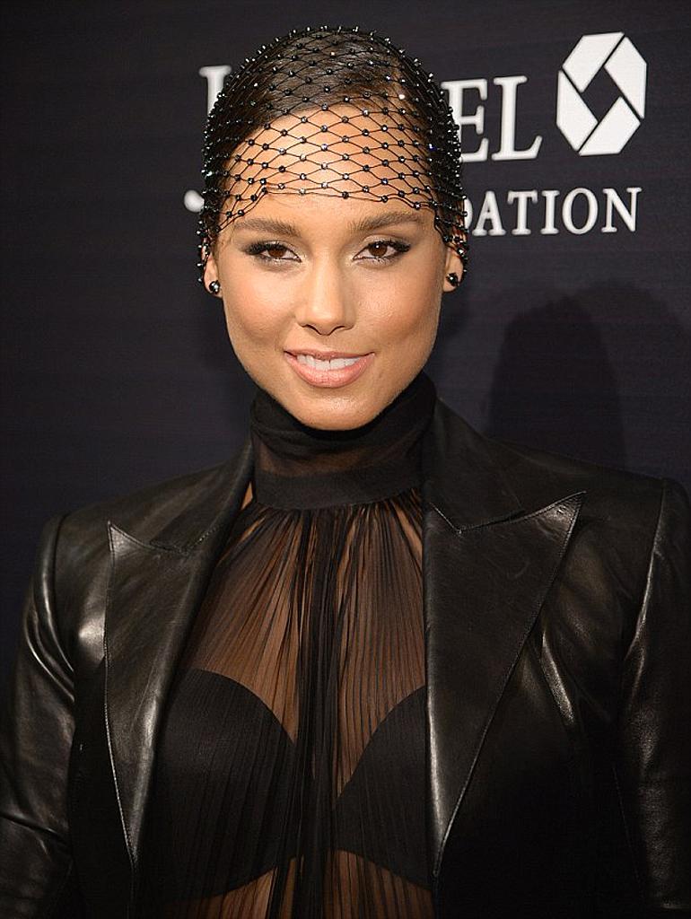 Alicia Keys Plastic Surgery