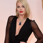 Margot Robbie Before Breast Implants