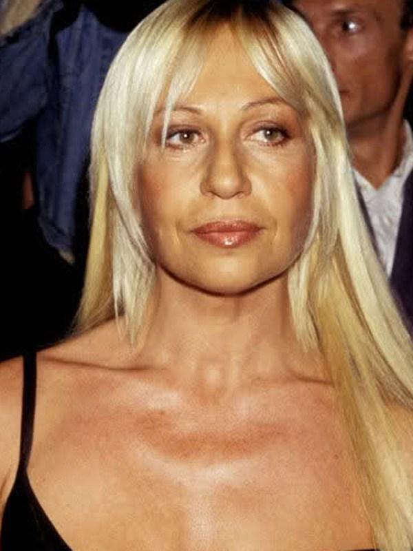 Donatella Francesca Versace Net Worth
