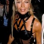 Donatella Versace Young