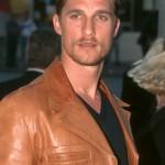 Matthew McConaughey Before Plastic Surgery